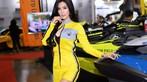 """Ngắm các """"bóng hồng"""" Thái Lan xinh tươi mơn mởn tại Bangkok Auto Salon 2018 - 22"""