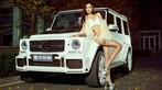 """Chân dài nóng bỏng thả dáng bên Mercedes-Benz G63 AMG """"Bạch Tuyết"""" - 8"""