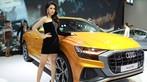 Video: Cận cảnh Audi Q8 mới được ra mắt tại triển lãm Ô tô Việt Nam 2018