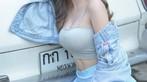 Người mẫu tạp chí Maxim Thái Lan xinh tựa thiên thần, khiến người nhìn si mê bên xế cổ - 11