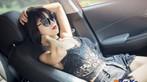 """Người đẹp Việt """"nửa kín nửa hở"""" với đồ ren bên trong Hyundai Kona - 4"""