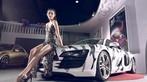 Ngắm nhìn Audi R8 V10 Quattro độ thân vỏ lạ mắt sánh đôi chân dài kiêu sa - 1