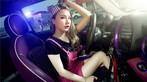 Người đẹp gốc Hoa thả dáng cá tính, trẻ trung bên chiếc Mini độ màu tím chất lừ - 6