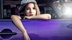 Người đẹp gốc Hoa thả dáng cá tính, trẻ trung bên chiếc Mini độ màu tím chất lừ - 9