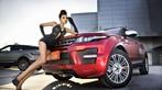 Người mẫu Na Đóa diện trang phục gợi cảm bên Range Rover độ hình rồng bắt mắt - 8