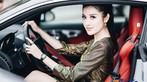 Á hậu Huyền My khoe dáng nuột bên Jaguar F-Type mới sắm - 7