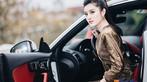 Á hậu Huyền My khoe dáng nuột bên Jaguar F-Type mới sắm - 12