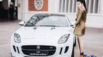 Á hậu Huyền My khoe dáng nuột bên Jaguar F-Type mới sắm - 13