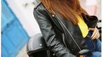 Thiếu nữ Việt khoe vẻ cổ điển cùng Ducati Scrambler Cafe Racer qua nước ảnh film - 6