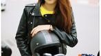 Thiếu nữ Việt khoe vẻ cổ điển cùng Ducati Scrambler Cafe Racer qua nước ảnh film - 10