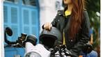 Thiếu nữ Việt khoe vẻ cổ điển cùng Ducati Scrambler Cafe Racer qua nước ảnh film - 9