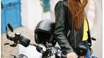 Thiếu nữ Việt khoe vẻ cổ điển cùng Ducati Scrambler Cafe Racer qua nước ảnh film - 8