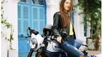 Thiếu nữ Việt khoe vẻ cổ điển cùng Ducati Scrambler Cafe Racer qua nước ảnh film - 12
