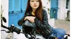 Thiếu nữ Việt khoe vẻ cổ điển cùng Ducati Scrambler Cafe Racer qua nước ảnh film - 5