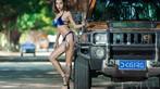 Mát mẻ cuối tuần với người đẹp 9x diện bikini khêu gợi - 5