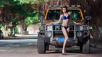 Mát mẻ cuối tuần với người đẹp 9x diện bikini khêu gợi - 6