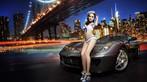 Đêm lãng mạn giữa người đẹp bốc lửa Y Ngạn và Ferrari 599 - 5