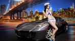 Đêm lãng mạn giữa người đẹp bốc lửa Y Ngạn và Ferrari 599 - 4