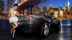 Đêm lãng mạn giữa người đẹp bốc lửa Y Ngạn và Ferrari 599 - 12
