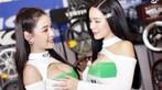 Đã mắt ngắm nhìn vẻ gợi cảm của những người mẫu Thái Lan tại triển lãm - 4