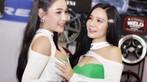 Đã mắt ngắm nhìn vẻ gợi cảm của những người mẫu Thái Lan tại triển lãm