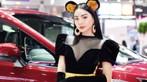 Đã mắt ngắm nhìn vẻ gợi cảm của những người mẫu Thái Lan tại triển lãm - 8