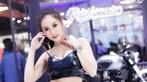 Các người mẫu xinh thế này là đặc trưng của triển lãm xe Thái Lan - 17