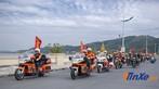 Toàn cảnh Đại hội Mô tô Việt Nam 2019 tại Tuần Châu