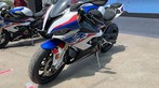 BMW S1000RR thế hệ mới sẽ trang bị công nghệ siêu nạp gần giống Kawasaki Ninja H2