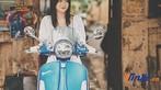 """Vespa GTS 150 iGet lãng mạn cùng """"nàng thơ"""" trong gió thu Hà Thành - 1"""