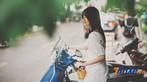 """Vespa GTS 150 iGet lãng mạn cùng """"nàng thơ"""" trong gió thu Hà Thành - 9"""