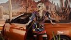 """Linh Remy khoe vẻ đẹp cá tính và cực """"Tây"""" bên chiếc BMW mui trần - 8"""
