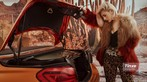"""Linh Remy khoe vẻ đẹp cá tính và cực """"Tây"""" bên chiếc BMW mui trần - 12"""