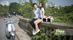 Cặp đôi xuống phố cùng Vespa Primavera ABS - 6