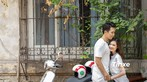 Cặp đôi xuống phố cùng Vespa Primavera ABS - 1