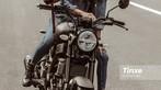 Á khôi The Face 2017 Đồng Ánh Quỳnh khoe vẻ đẹp cá tính, lạnh lùng bên Yamaha XSR - 3