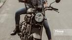 Á khôi The Face 2017 Đồng Ánh Quỳnh khoe vẻ đẹp cá tính, lạnh lùng bên Yamaha XSR - 1
