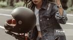 Á khôi The Face 2017 Đồng Ánh Quỳnh khoe vẻ đẹp cá tính, lạnh lùng bên Yamaha XSR - 13