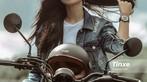 Á khôi The Face 2017 Đồng Ánh Quỳnh khoe vẻ đẹp cá tính, lạnh lùng bên Yamaha XSR - 16