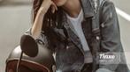 Á khôi The Face 2017 Đồng Ánh Quỳnh khoe vẻ đẹp cá tính, lạnh lùng bên Yamaha XSR - 11