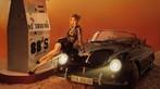 """Nữ ca sĩ MIN khoe vẻ đẹp cá tính bên """"hàng hiếm"""" Porsche 356A Speedster - 2"""