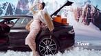 """""""Công chúa hàng hiệu"""" Thu Trà bên hai siêu phẩm Rolls-Royce Phantom Hadar và Aston Martin Rapide S - 10"""