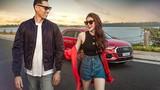 Á hậu Dương Tú Anh khoe dáng thể thao bên Audi Q3 2020 - 10