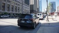 Mazda CX-8 2018 lộ diện trên đường phố Mỹ