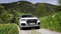 Đánh giá xe Audi Q7 2016: Mẫu SUV hạng sang nổi bật nhất trong phân khúc