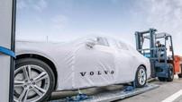 Volvo S90 lắp ráp tại Trung Quốc và xuất đi toàn cầu bằng tàu hỏa