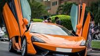 Ngỡ ngàng với siêu xe McLaren 570S của 'ông trùm' thuốc lắc