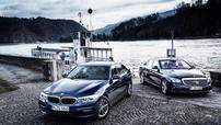Mercedes-Benz tiếp tục hạ 'đo ván' BMW về doanh số
