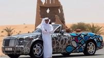 Hoàng thân Qatar tham dự hành trình siêu xe 2017