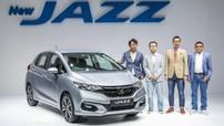 Honda Jazz 2017 facelift mở bán tại Malaysia với giá từ 400 triệu đồng
